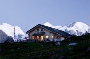 Cabane de Louvie - The Louvie Hut